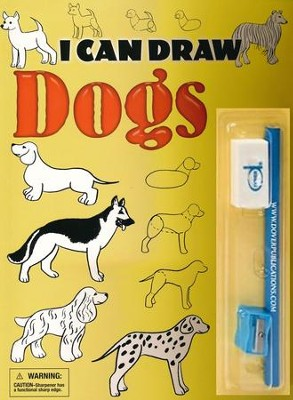 I Can Draw Dogs  -     By: Barbara Soloff Levy