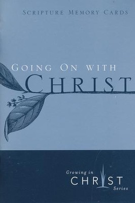 Going On with Christ  -     By: The Navigators