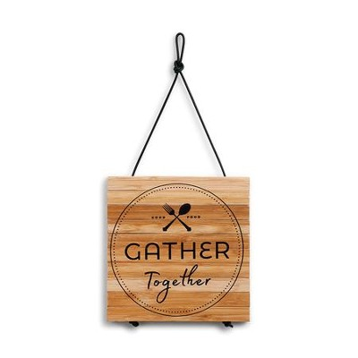 Gather Together Expandable Trivet  -