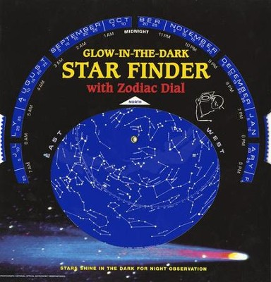 Glow-in-the-Dark Star Finder   -