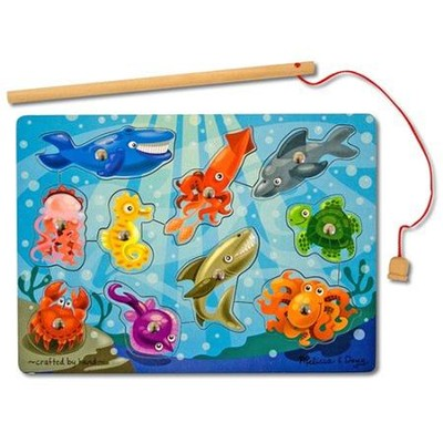 Fishing Game  -     By: Melissa & Doug