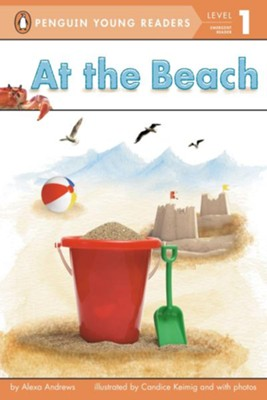 At the Beach  -     By: Alexandre Andrews, Candice Keimig