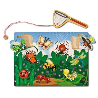 Bug Catching Game  -     By: Melissa & Doug