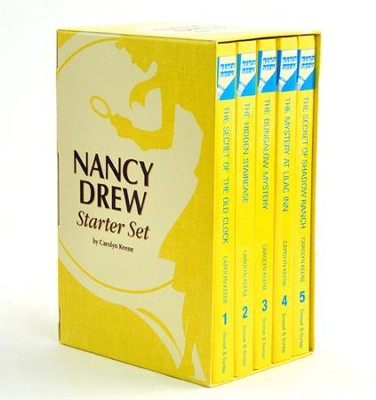 The Nancy Drew Starter Set  -     By: Carolyn Keene