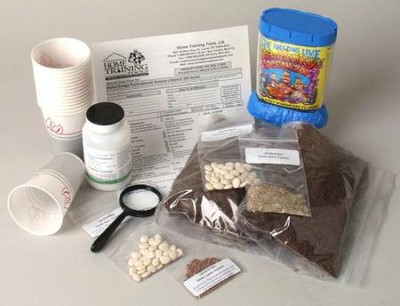 LIFEPAC Science Grade 2 Lab Kit   -