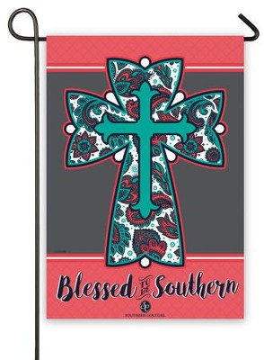 Blessed To Be Southern Flag, Small  -