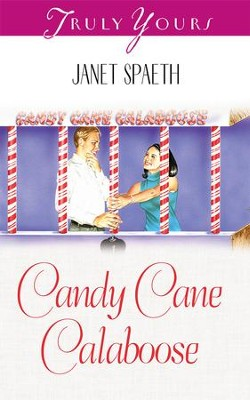 Candy Cane Calaboose - eBook  -     By: Janet Spaeth