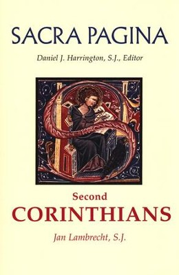 Second Corithians: Sacra Pagina [SP]   -     By: Jan Lambrecht