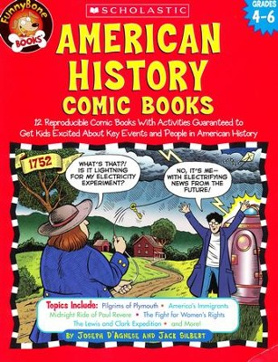 American History Comic Books  -     By: Joseph D'agnese, Jack Silbert