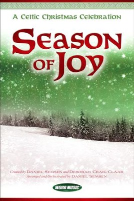 Season Of Joy (Choral Book)   -