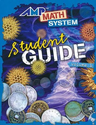 AMP Math System Volume 1 Level 3, Student Guide   -