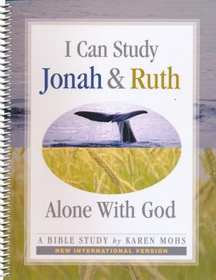I Can Study Jonah & Ruth Alone With God (NIV Version)   -