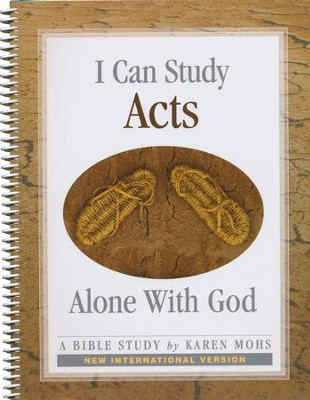 I Can Study Acts Alone With God (NIV Version)   -