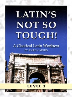 Latin's Not So Tough! Level 3 Workbook   -