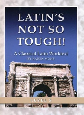 Latin's Not So Tough! Level 5 Workbook   -