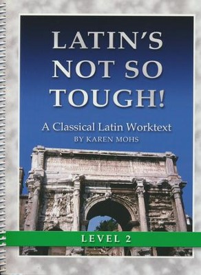 Latin's Not So Tough! Level 2 Short Workbook Set   -