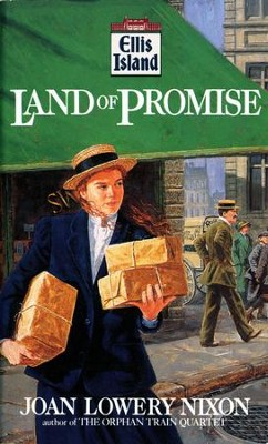 Land of Promise - eBook  -     By: Joan Lowery Nixon