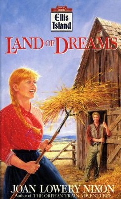 Land of Dreams - eBook  -     By: Joan Lowery Nixon