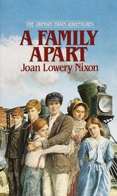A Family Apart - eBook  -     By: Joan Lowery Nixon
