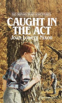 Caught in the Act - eBook  -     By: Joan Lowery Nixon