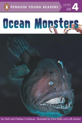 Ocean Monsters  -     By: Nick Confalone, Chelsea Confalone