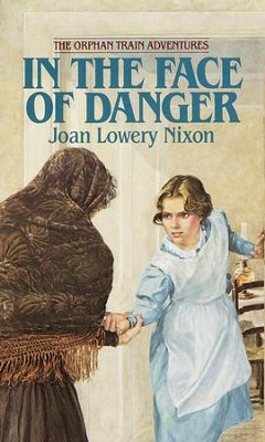 In The Face of Danger - eBook  -     By: Joan Lowery Nixon