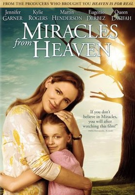 Miracles from Heaven, DVD   -