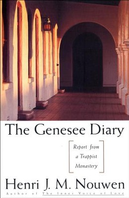 The Genesee Diary - eBook  -     By: Henri J.M. Nouwen