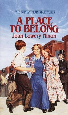 A Place to Belong - eBook  -     By: Joan Lowery Nixon