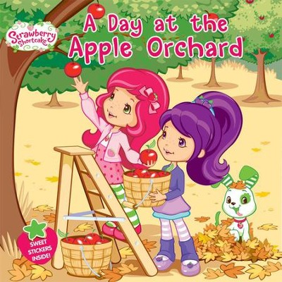 A Day at the Apple Orchard  -     By: Amy Ackelsberg     Illustrated By: Laura Thomas