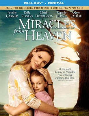 Miracles from Heaven, Blu-ray/Digital   -