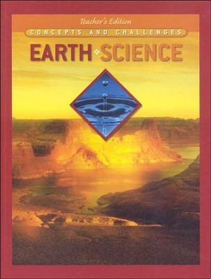 Concepts and Challenges: Earth Science Teacher's Edition  -