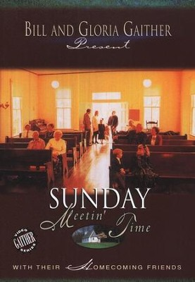 Sunday Meetin' Time   -