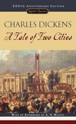 A Tale of Two Cities: (200th Anniversary Edition) - eBook  -     By: Charles Dickens