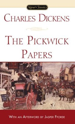 The Pickwick Papers - eBook  -     By: Charles Dickens