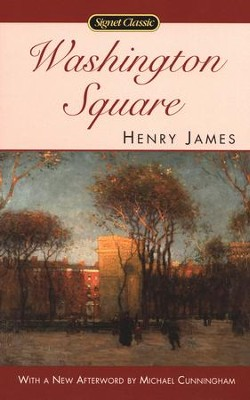 Washington Square - eBook  -     By: Henry James, Michael Cunningham