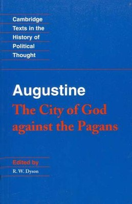 Augustine: The City of God Against the Pagans   -     Edited By: R.W. Dyson     By: Saint Augustine