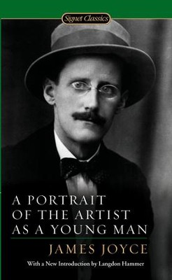 A Portrait of the Artist as a Young Man - eBook  -     By: James Joyce, Langdon Hammer