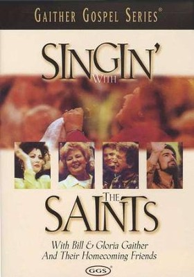 Singin' with the Saints (DVD)   -