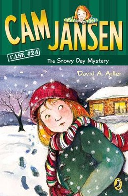 Cam Jansen: The Snowy Day Mystery #24 - eBook  -     By: David A. Adler     Illustrated By: Susanna Natti