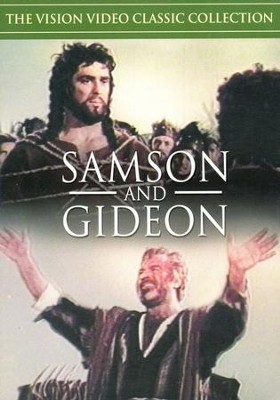 Samson and Gideon, DVD   -