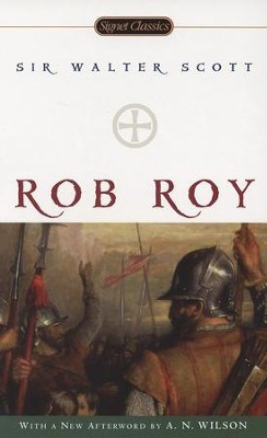 Rob Roy - eBook  -     By: Walter Scott, A.N. Wilson