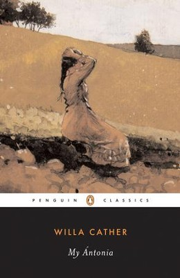 My Antonia - eBook  -     By: Willa Cather     Illustrated By: W.T. Benda