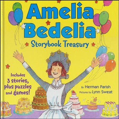 Amelia Bedelia Storybook Treasury #2  -     By: Herman Parish