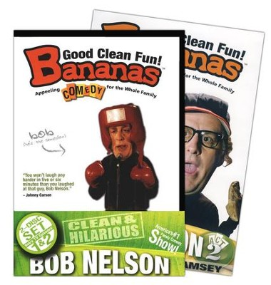 Bananas: Bob Nelson, 2-DVD Set   -