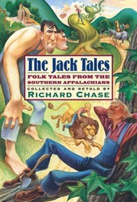 Jack Tales                    -     By: Richard Chase