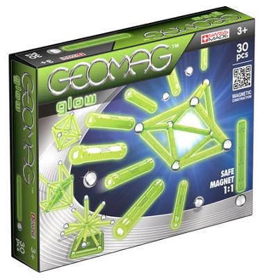 GEOMAG Color Glow (30 Pieces)   -
