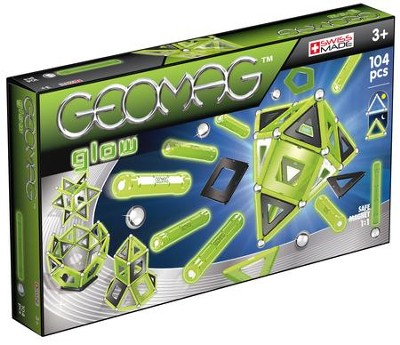 GEOMAG Panels Glow (104 Pieces)   -