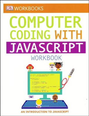DK Workbooks: Computer Coding with JavaScript Workbook  -     By: DK