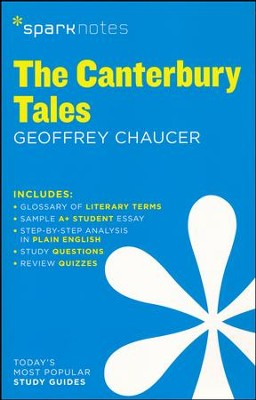 The Canterbury Tales SparkNotes Literature Guide  -     By: Geoffrey Chaucer, SparkNotes